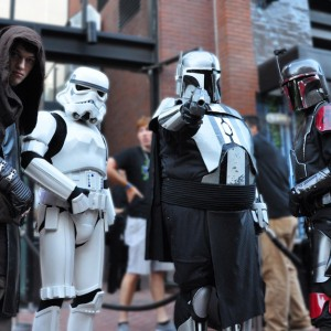 SDCC - Course Of The Force - Photo 01