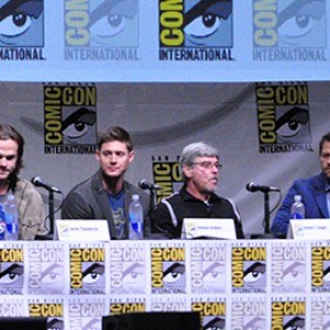SDCC - Supernatural - Cast - 01