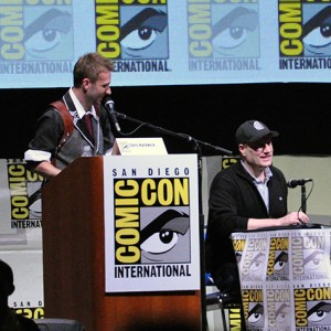 SDCC - Thor 2 - Hardwick and Feige