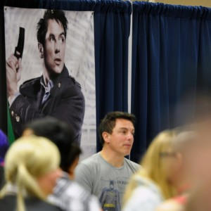 DallasFanDays - John Barrowman