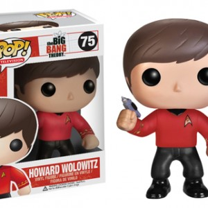 Funko - Pop - Star Trek - Howard Wolowitz
