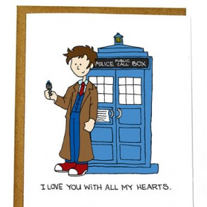 Doctor Who - All My Hearts