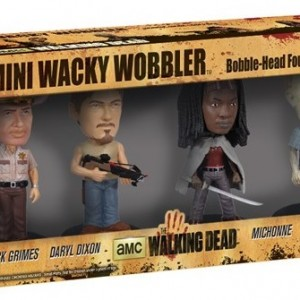 The Walking Dead - Mini Wacky Wobbler - box