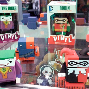DC - Vinyl - Cubed - Funko - Toy Fair 2014 - 03