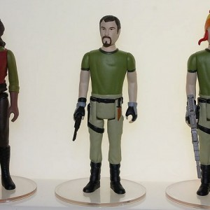 Firefly - Reaction - Figures - Zoe - Jayne