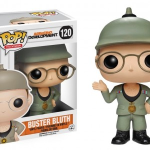 Buster Bluth - Arrested Development - Funko Pop