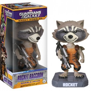 GOTG - Rocket - Raccoon - Wacky - Wobbler