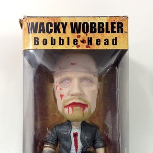 Walker Merle - TWD - Wacky Wobbler - box