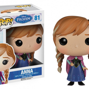 Anna - Frozen - Disney - Funko Pop