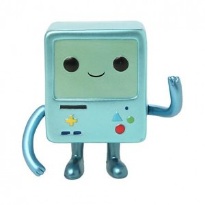 BMO - Adventure Time - Metallic - Hot Topic - Exclusive - Front