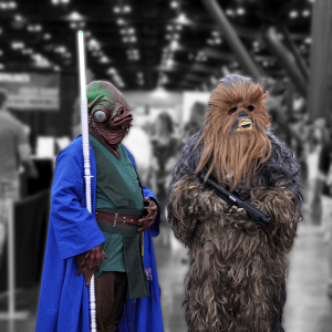 Comicpalooza - 2014 - Cosplay - 01 - Star Wars