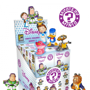 Disney - Mystery Minis - SDCC 2014 - exclusive - Funko