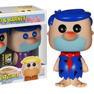 Flinstones - Blue - Funko Pop - SDCC - Exclusive