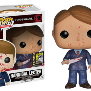 Hannibal - Funko Pop - SDCC 2014 - Exclusive