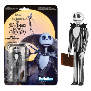 Jack Skellington - Nightmare Before Christmas - Funko Reaction - Var1