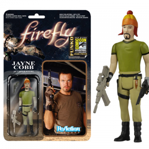 Jayne - Firefly - Funko - ReAction - SDCC 2014 - Exclusive