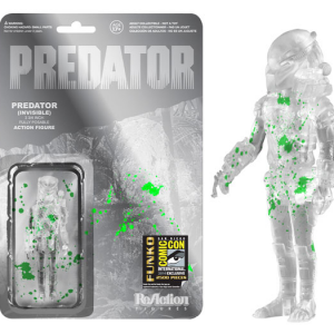 Predator - Funko - ReAction - SDCC - Exclusive