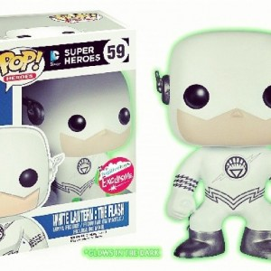 White Lantern - the Flash - Fugitive Toys - SDCC Exclusive