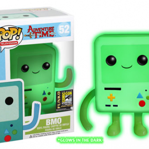 BMO - Adventure Time - Funko Pop - GITD - SDCC - exclusive