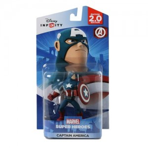 Captain America - Disney - Infinity - Marvel