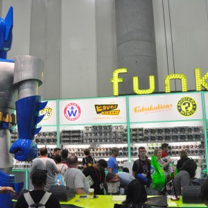 Funko - SDCC - Booth - 01