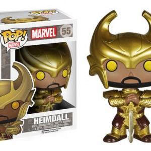 Heimdall - Thor - Dark World - Funko - Pop
