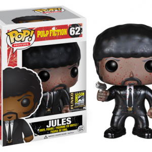 Jules - Pulp Fiction - Funko Pop - SDCC - exclusive