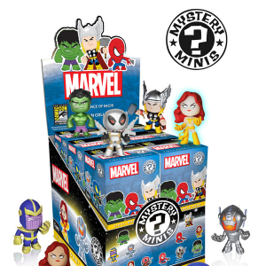 Marvel - Funko - Mystery Minis - SDCC - Exclusive
