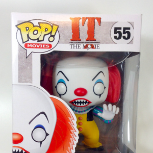 Pennywise - It - Funko - Pop - box