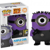Purple Carl - Despicable Me - Funko Pop - SDCC - exclusive
