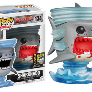 Sharknado - Funko - Pop - SDCC - 2014 - Exclusive