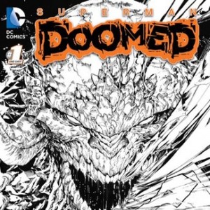 Superman - Doomed - Amazing Houston Comic Con - Exclusive