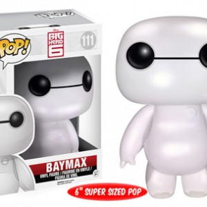 Baymax - 111 - Big Hero 6 - Funko - Pop