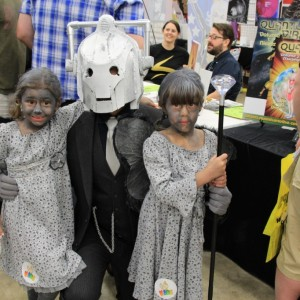Wizard World - Austin - 05 - Doctor Who - cosplay