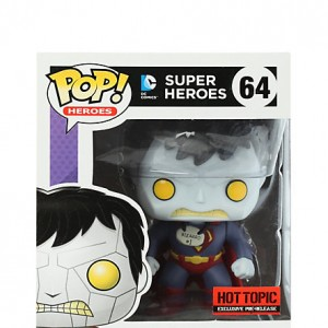 Bizarro Superman - Hot Topic - Funko Pop - Exclusive