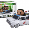 Ecto-1 - Ghostbusters - Funko - Pop
