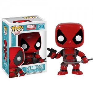 Deadpool Funko POP! Vinyl Bobble Head