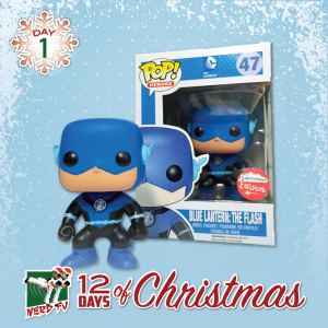 12 Days Of Christmas - DAY 1 - Blue Flash Pop!