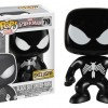 Black Suit Spider-Man - Funko Pop - Walgreens - Exclusive