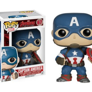 Captain America - Avengers - Age of Ultron - Funko Pop