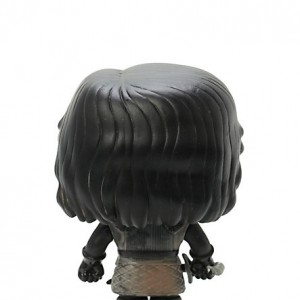 Jon Snow - Funko Pop - Hot Topic - Exclusive - BACK