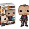 Crowley - Supernatural - Funko Pop - Bloody - Metallic