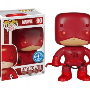 Daredevil - Red - Funko Pop