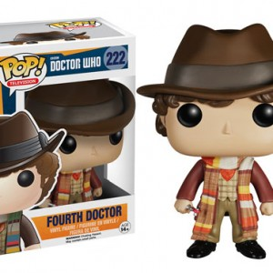 Doctor Who - Funko Pop - 4th Doctor