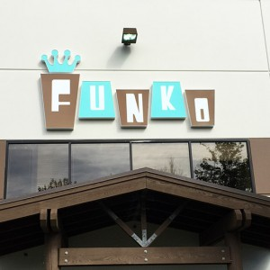 Funko - Headquarters - 01 - Outside Sign