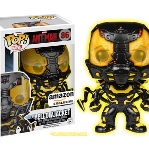 Ant-Man - YellowJacket - Amazon Exclusive - Funko Pop
