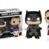 Batman vs Superman 2-pack - Batman v Superman - Funko Pop - SDCC - 2015