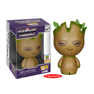Mossy Groot - Guardians Of The Galaxy - DORBZ XL - SDCC - 2015