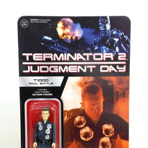 T1000 - Funko ReAction - Entertainment Earth exclusive - Bullet Holes