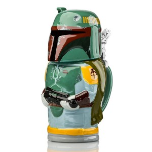 Boba Fett - Star Wars - Stein _ closed